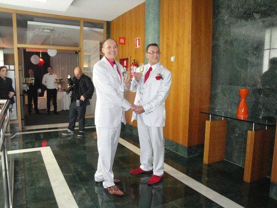 Elba Vecindario Aeropuerto Business & Convention Hotel: nuestro enlace