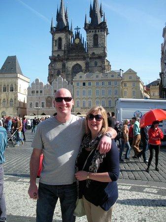 Prague Airport Transfers : May's in Prague