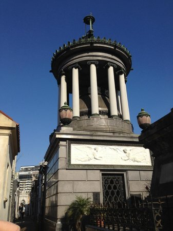 Recoleta: Sample of the Architecture