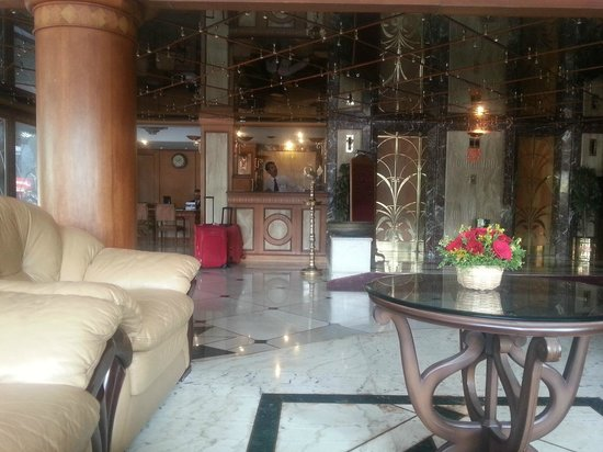 The Renai Cochin : Lobby