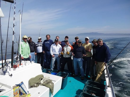 Trollers Lodge: Depoe Bay, Oregon fishing with  Dockside Charters