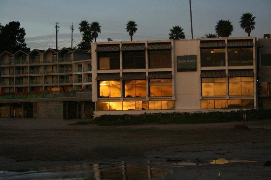 Dream Inn, a Joie de Vivre hotel: Sunrise in Santa Cruz, Dream Inn