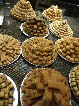 Wafi Gourmet : Sweets!