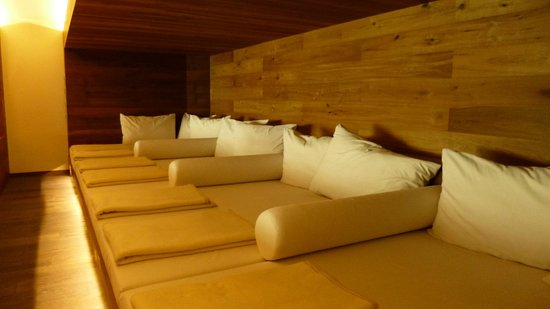 Alpinresort Sport & Spa: relax