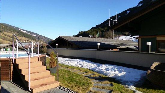 Alpinresort Sport & Spa: roof