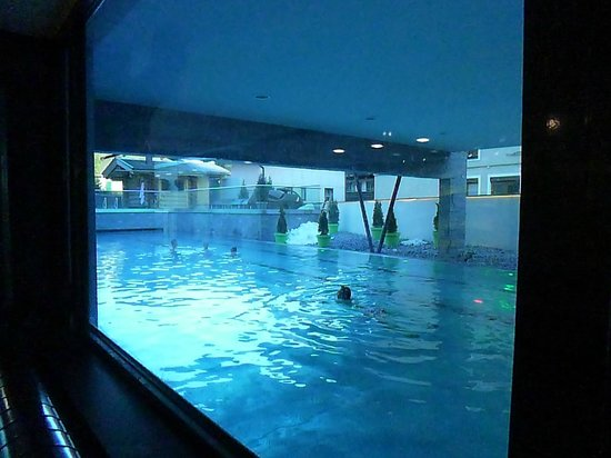 Alpinresort Sport & Spa: pool