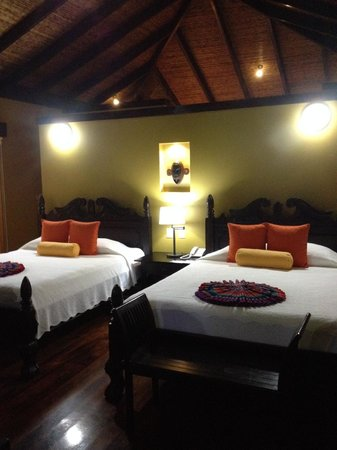 Rio Celeste Hideaway Hotel: VIllas