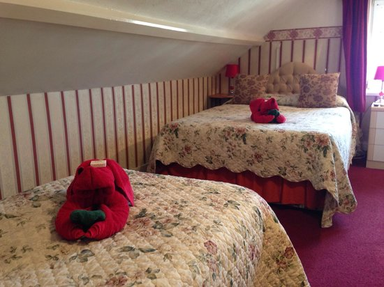 The Regis Lodge B&B: All rooms are En-Suite