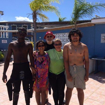 Grand Bahama Scuba: Thanks Grand Bahamas Scuba for making our vacation memorable.
