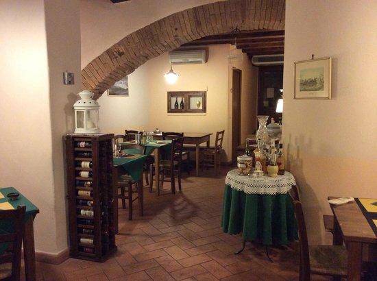 Osteria Ristorante San Quirico : osteria ristorante