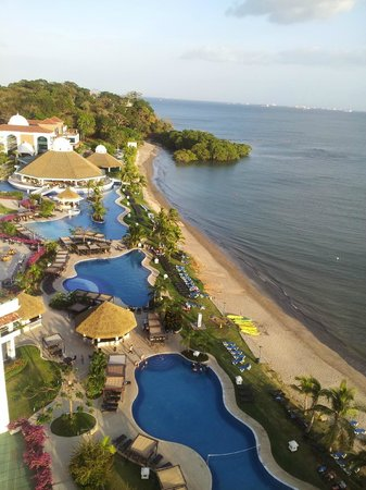 The Westin Playa Bonita Panama: View from our room