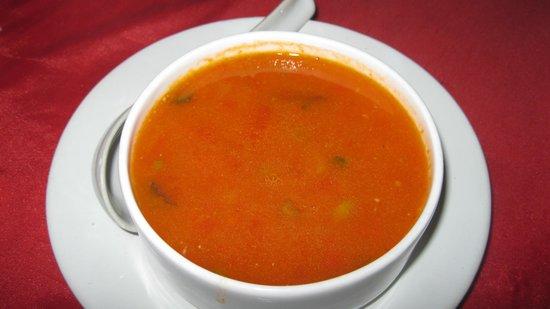 3rd Rock: Tomato soup