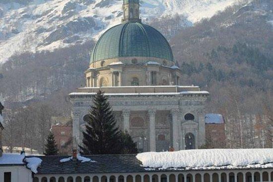 Santuario di Oropa: La Basilica maggiore