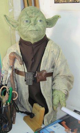 Yoda Guy Movie Exhibit : The Original Yoda!