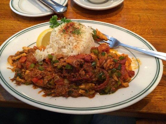 RT's Restaurant: Jambalaya Sauté