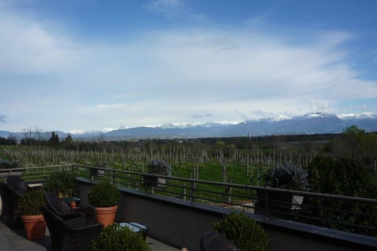 Monte Maino Bed and Breakfast : panorama dalla terrazza