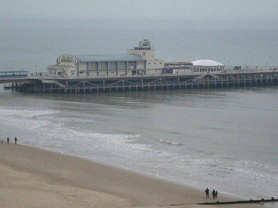 Bournemouth Highcliff Marriott Hotel: View!