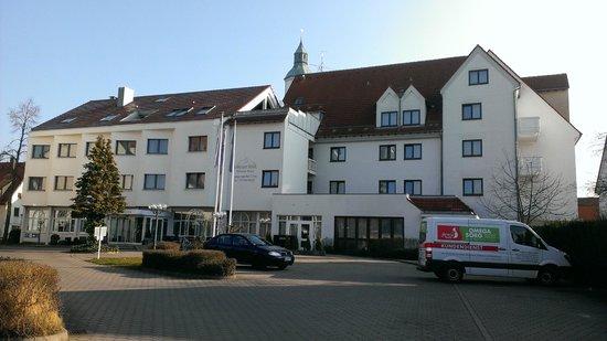 Lobinger Hotel Weisses Ross: Внешний вид