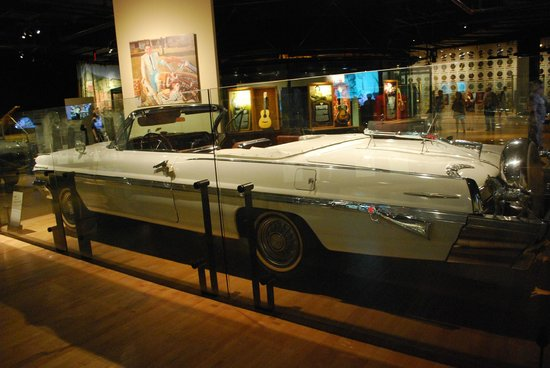 Country Music Hall of Fame and Museum: auto di webb pierce