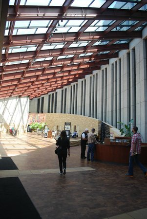 Country Music Hall of Fame and Museum: atrio ingresso