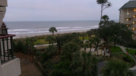 Hilton Head Marriott Resort & Spa: Ocean View room South Tower
