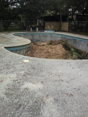 Indian Pass Campground: Pool on campgrounds