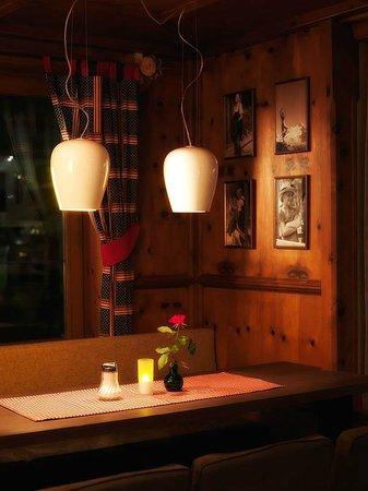 Appartement Gerlos Perle : Cafe-Restaurant Milchbar