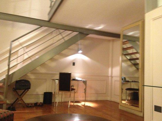 San Telmo Luxury Suites : general ground floor area