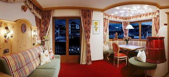 Appartement Gerlos Perle : Apartment Sternschnuppe