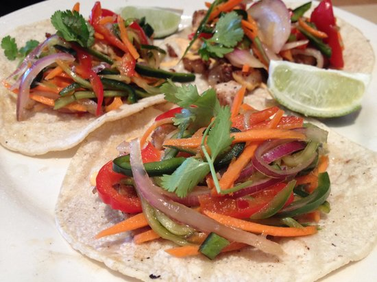 Bent Fork Grill: Vietnamese Pork Tacos