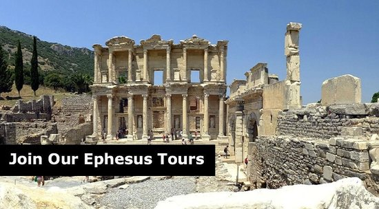 Best Ephesus Day Tours: Celsus Library