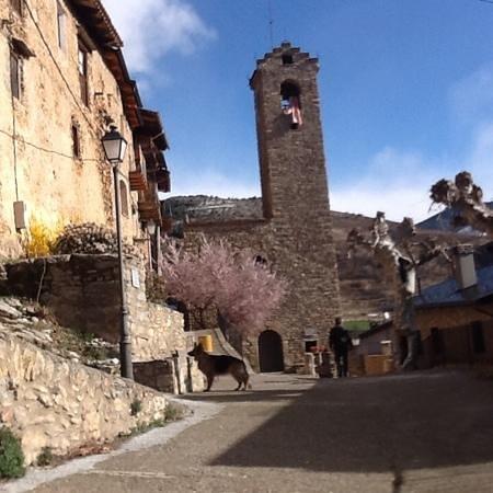 Hotel Restaurante Cal Teixido : Add a caption