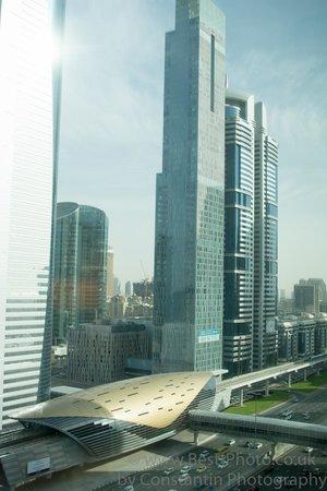 Towers Rotana: Downtown Dubai view