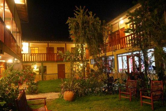 Inka Paradise Hotel: Instalaciones