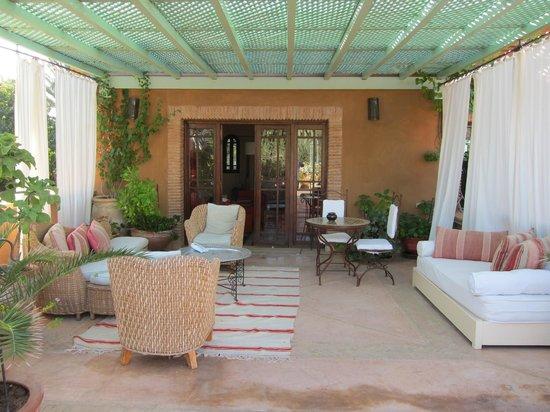Dar Zemora: Perla Suite Terrace