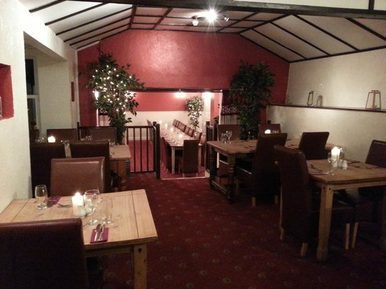 The Rose & Crown: Restaurant
