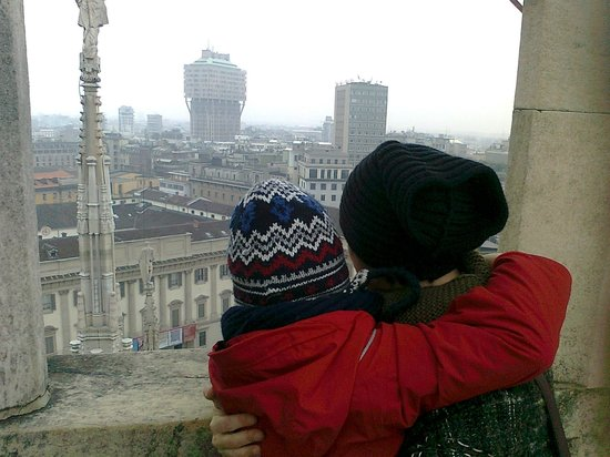 Duomo Rooftops: A&R