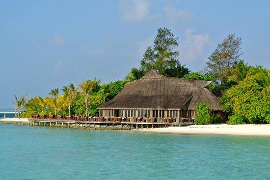 Komandoo Maldives Island Resort: restaurant
