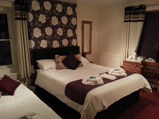 The Rose & Crown : Family Room En-Suite