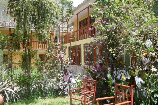 Inka Paradise Hotel: Jardin
