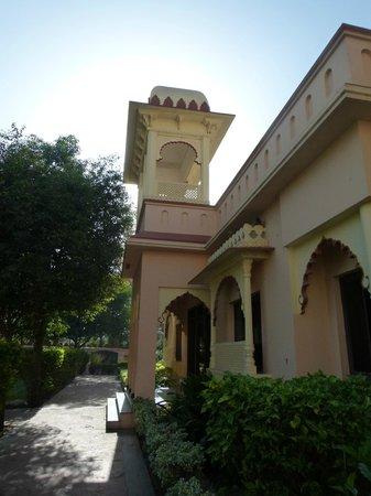 juSTa Rajputana, Udaipur Resort: architecture