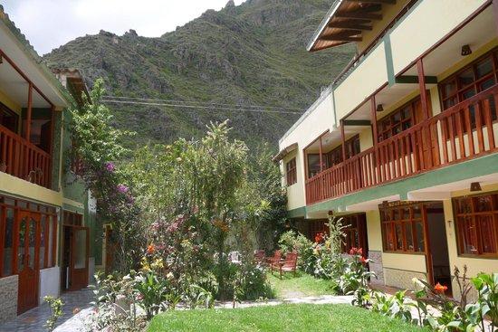 Inka Paradise Hotel: Vista Interior