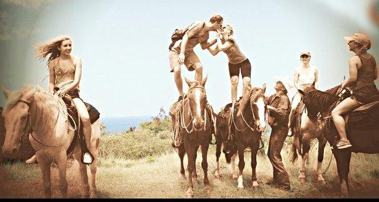 Equus Rides: Fun poses
