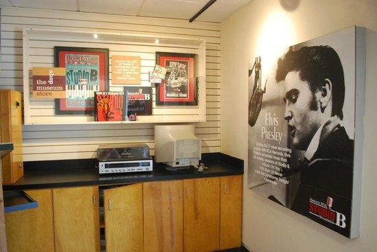 RCA Studio B: interno studio