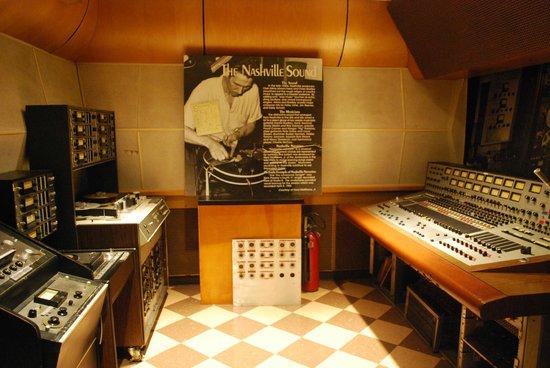 RCA Studio B: mixer e strumenti registrazione