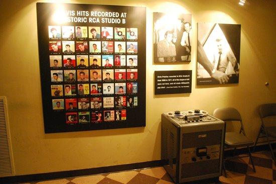RCA Studio B: poster e foto