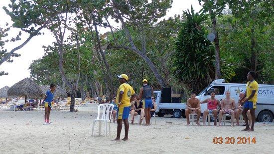 Iberostar Costa Dorada : Beach Barbeque