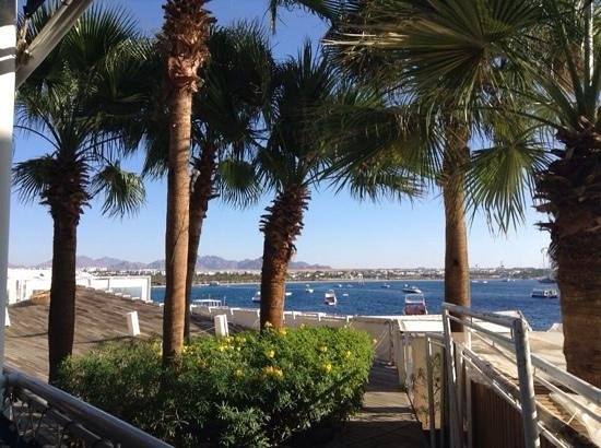 Lido Sharm Hotel : view from room