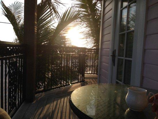 Port d'Hiver : Porch