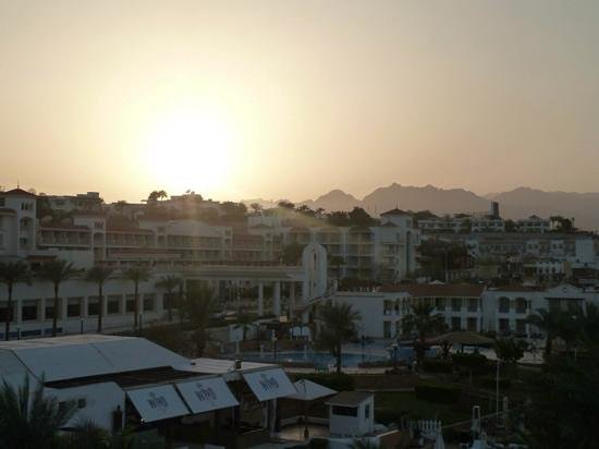 Lido Sharm Hotel : pool view